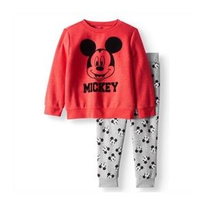 DISNEY | Mickey Mouse Fleece 2 Piece Set